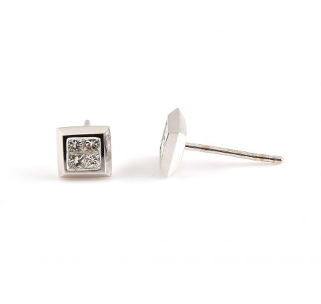 Diamond Earrings | B17245