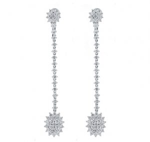 Diamond Dress Earrings | B18928
