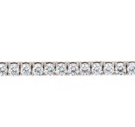 diamond tennis bracelet | B19824