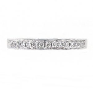 diamond wedding band   B15269