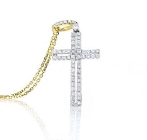Diamond Cross Pendant | b16275