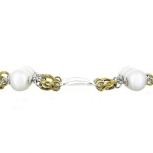 south sea pearl bracelet | B17161