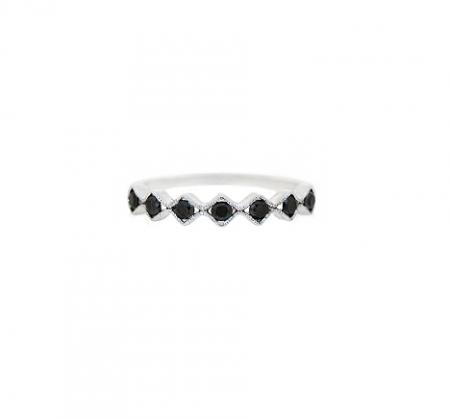 Black Diamond Ring | B17283