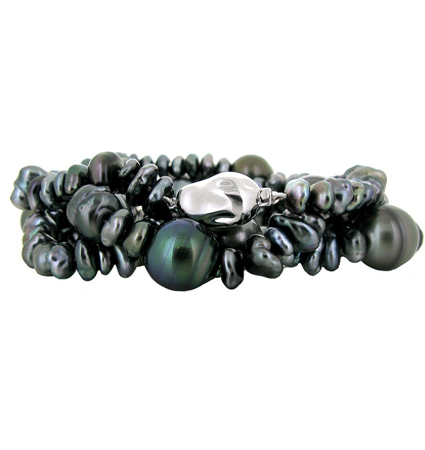 Tahitian South Sea Pearl Strand Perth | B18003