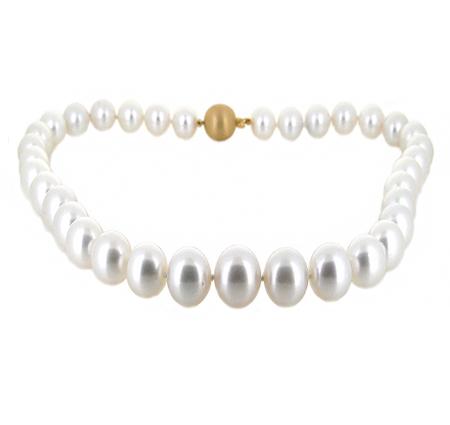 South Sea Pearl Autore Strand Necklace | B19452