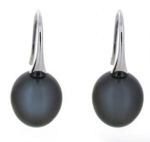 autore south sea pearl earrings   B19692