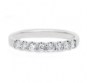 Diamond Wedding Band | B19792