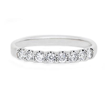 Diamond Wedding Band   B19792