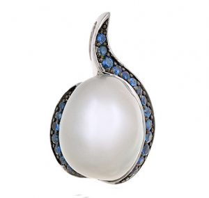 autore south sea pearl pendant | B19918