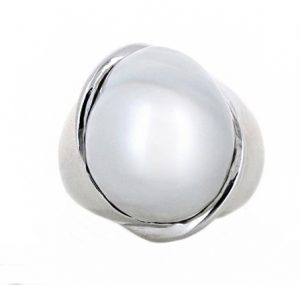autore south sea pearl ring | B19921