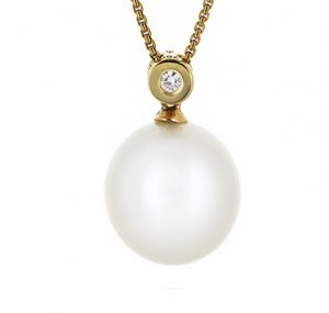 south sea pearl pendant | B20074