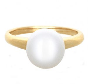 fresh water pearl ring | B20111