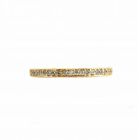 Diamond wedding Ring | B9660