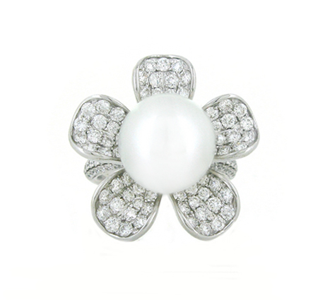 South Sea Pearl Ring | B18373