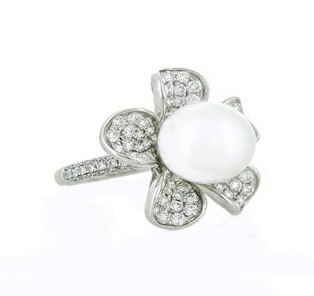 South Sea Pearl Ring | B18373