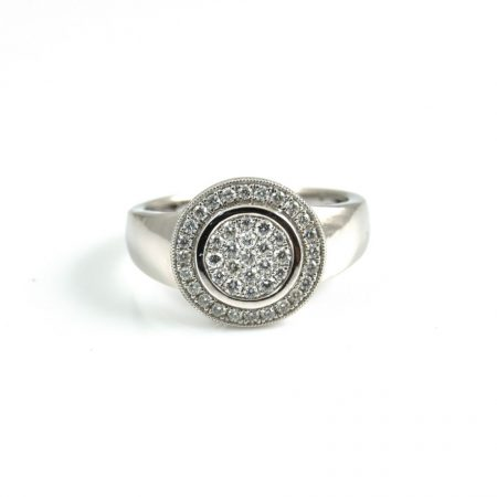 Diamond Dress Ring | B18376