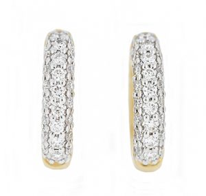 Diamond Earrings | B20339