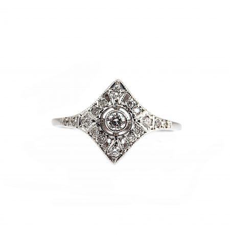 Diamond Dress Ring | B17197