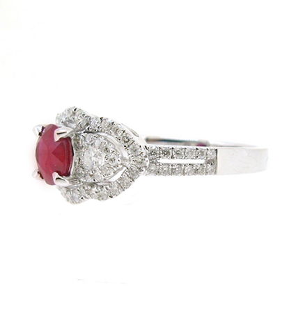 Ruby Ring   B16452(1)