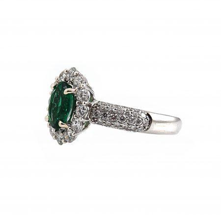 Emerald Ring | B18970