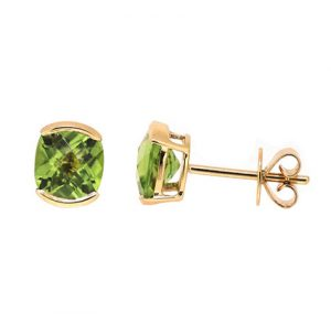 Peridot Earrings | B19899(2)