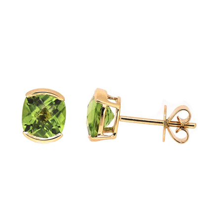 Peridot Earrings | B19899(2)
