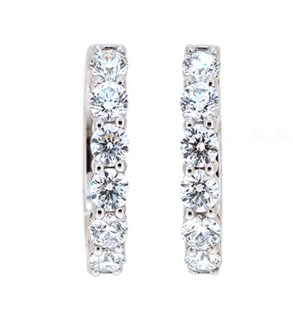Diamond Earrings | C26544