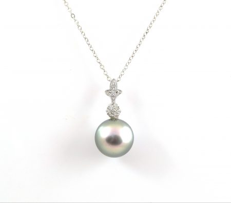 Tahitian South Sea Pearl Pendant | B5896