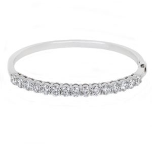 Diamond Bangle | B19274