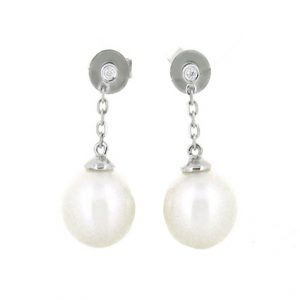 Fresh Water Pearl Earrings | B17546