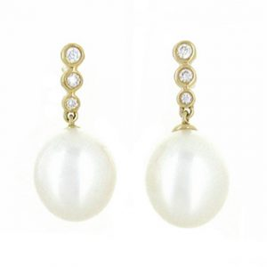 Fresh Water Pearl Earrings | B18191