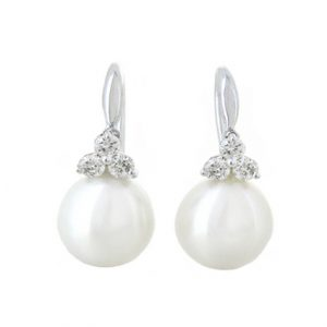 Fresh Water Pearl Earrings | B18761
