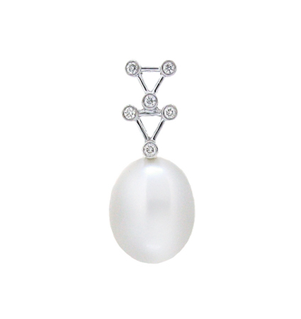Fresh Water Pearl Pendant | B19060