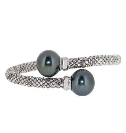 Tahitian South Sea Pearl Bangle | B20280
