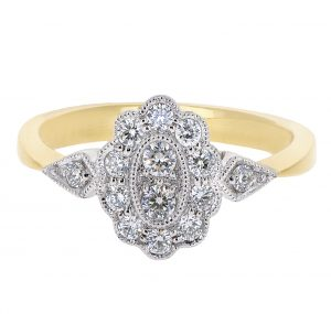 Diamond Dress Ring | B20514
