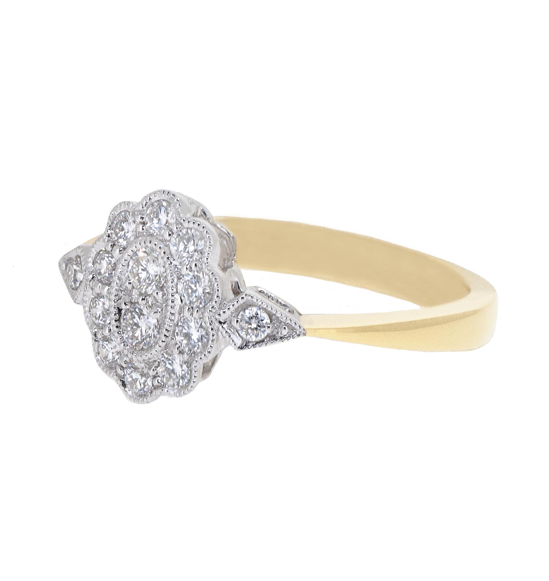 Diamond Dress Ring | B20514(1)