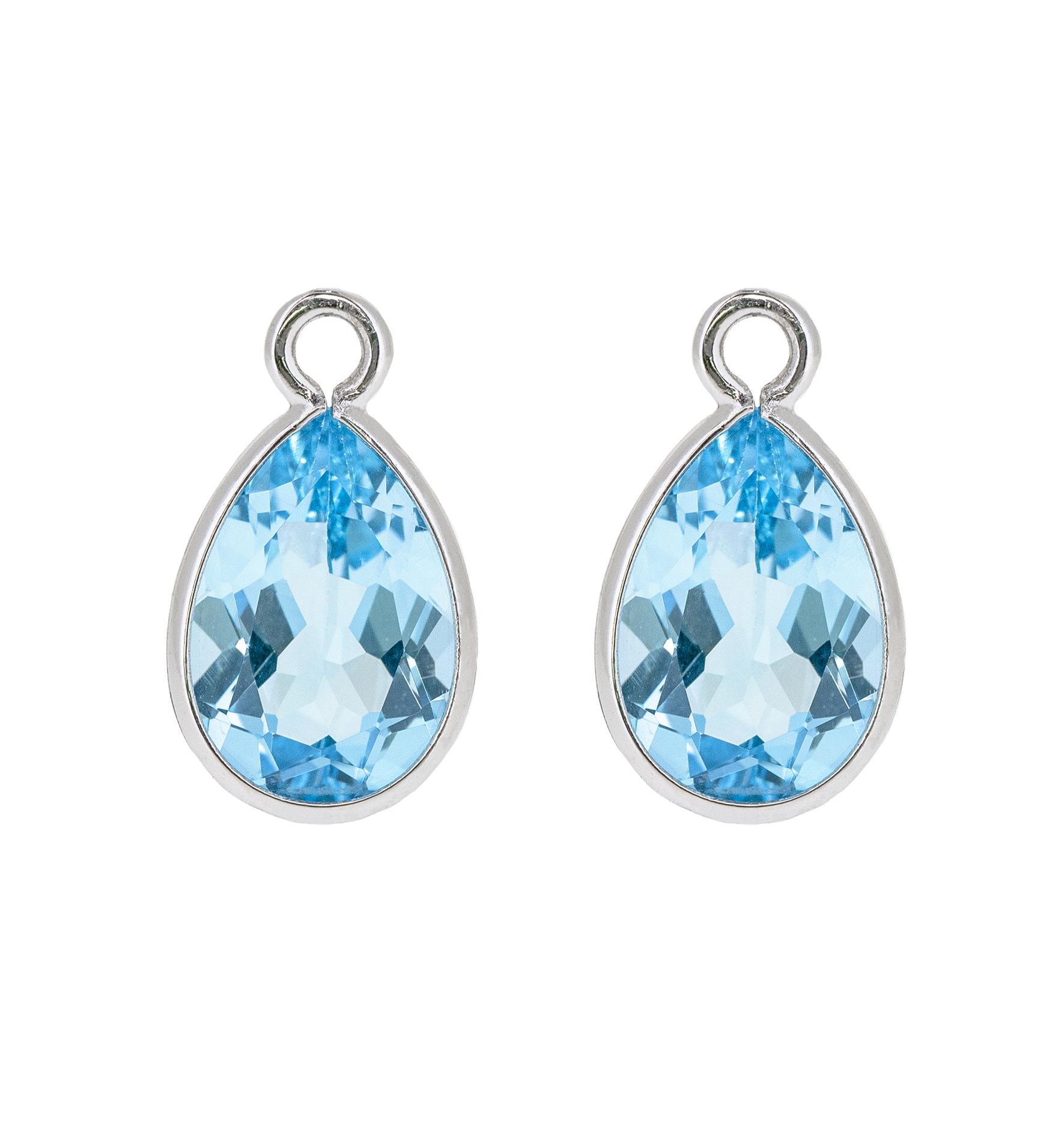 Blue Topaz Enhancers   B20693