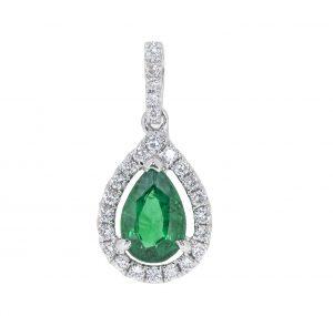 Emerald Pendant | B20719