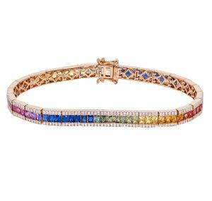 Sapphire Bracelet |B20740