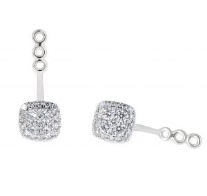 Diamond Enhancer Earrings | B20761(1)