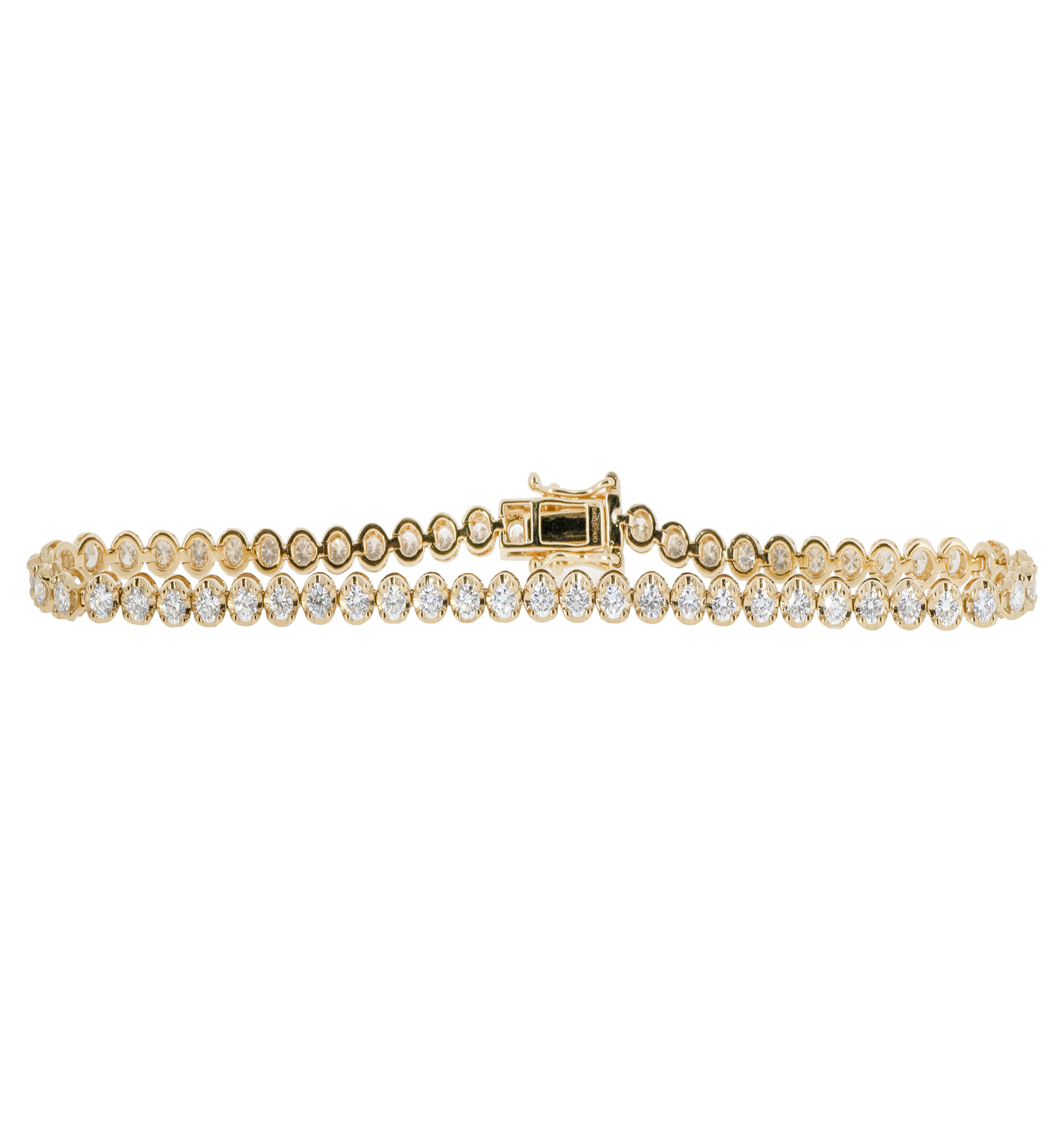 Diamond Tennis Bracelet | B20773
