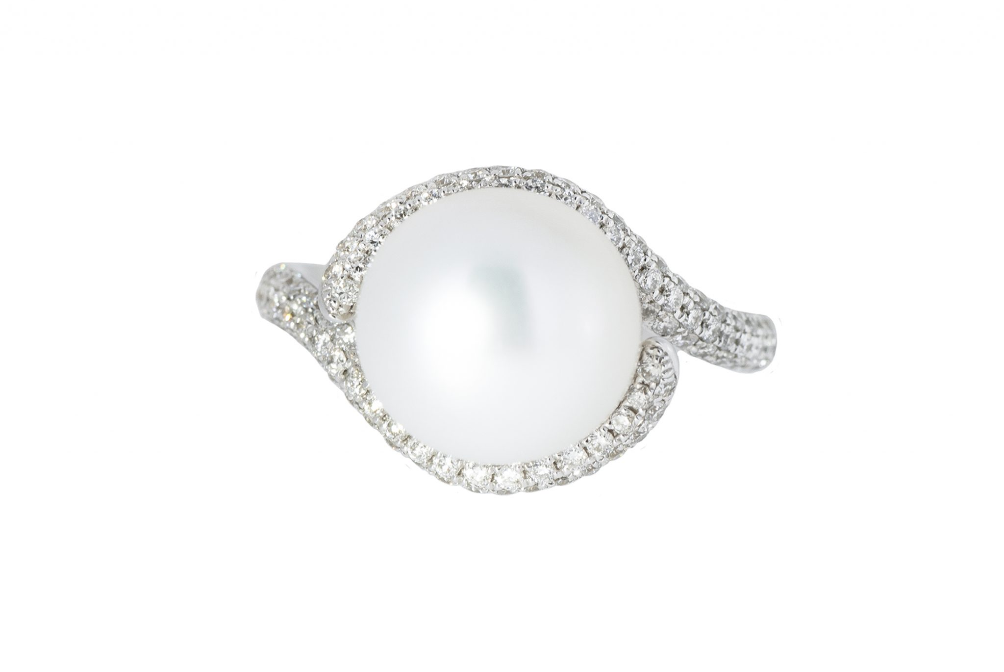 South Sea Pearl Ring Perth | B20815