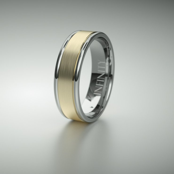 Infinity Ring 1036 BY