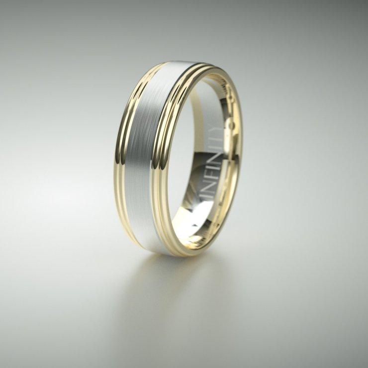 Infinity Ring 1402 YW