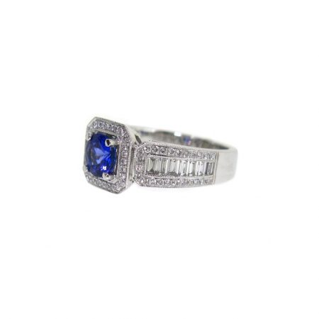 Tanzanite Dress Ring | B14616