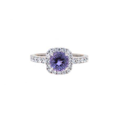 Sapphire Ring | B20088