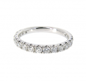diamond wedding band | B20928.1