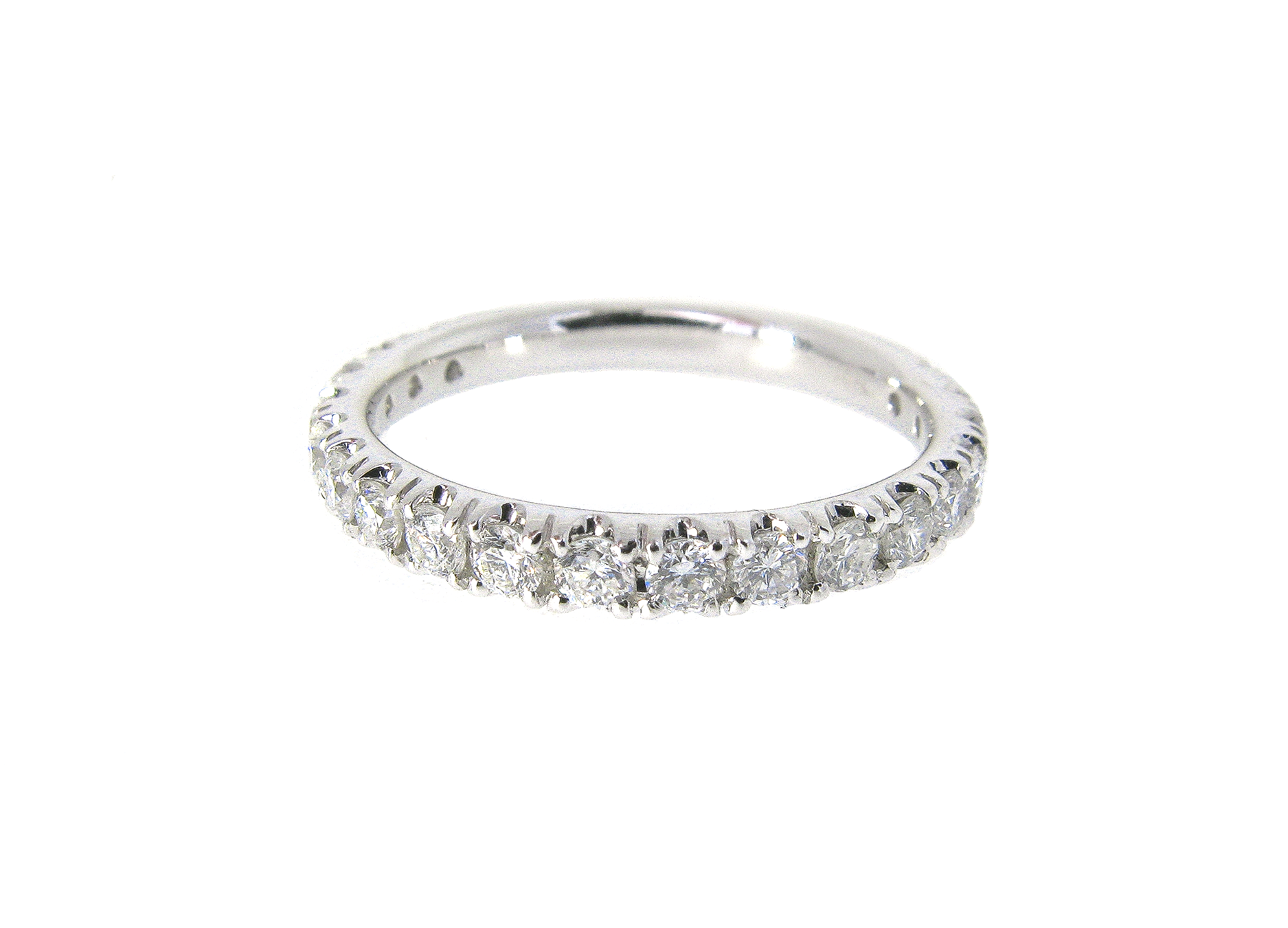 diamond wedding band | B20928.1
