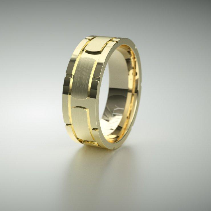 Infinity Ring 1369 YY