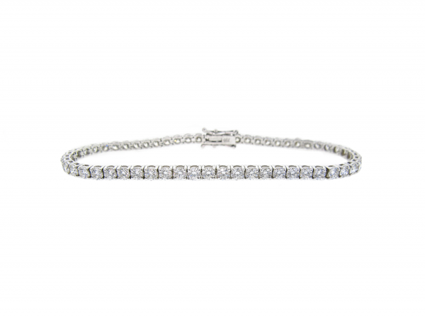 Diamond Tennis Bracelet | B19825